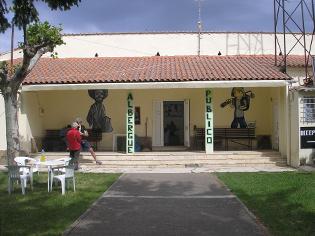 Albergue de San Martín del Camino