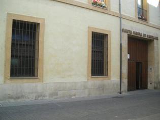 Albergue del Monasterio de las Benedictinas (Carbajalas)