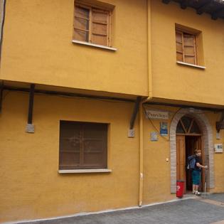 Albergue municipal San Lázaro