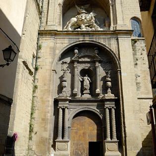 Albergue parroquial de Santiago